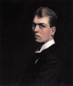Autoportrait - E. Hopper