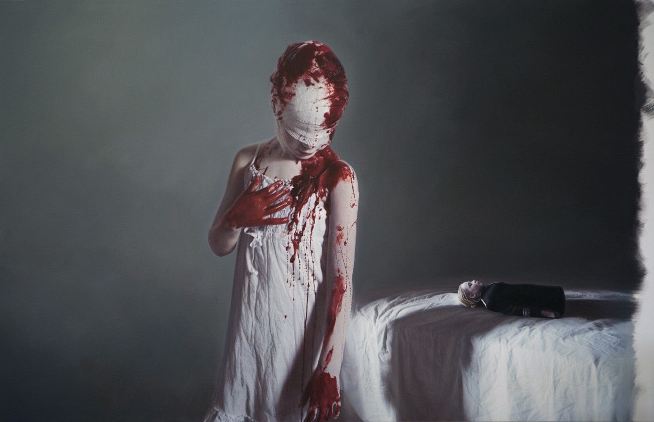 gottfried_helnwein_The-Disasters-of-War-3