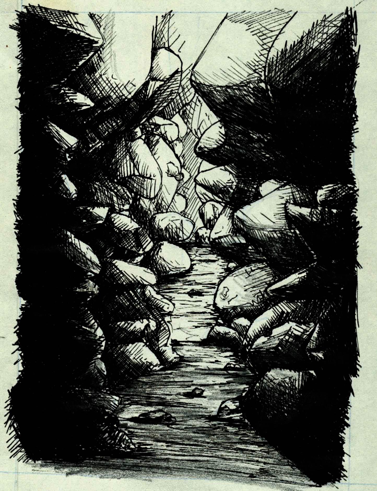 Caverne - 2016