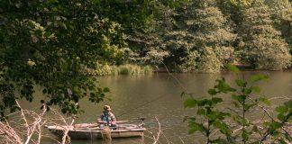 Pêcheur - vacances